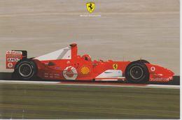 FERRARI F1  MICHAEL SCHUMACHER - Grand Prix / F1