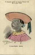 1911   A YOUNG HOPEFUL JAMAICA - Jamaica