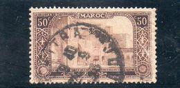 MAROC 1917 O - Morocco (1891-1956)