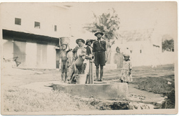 SIERRA LEONE - Carte Photo - The Village Pump, Scoutisme - Sierra Leone