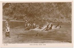 SIERRA LEONE - Nu Ethnique - Mixed Bathing - Sierra Leone