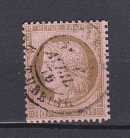 Timbre Cérès  N° 54° - 1871-1875 Ceres