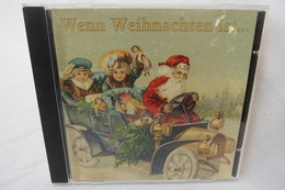 """CD """"Wenn Weihnachten Ist..."""" 26 Lieder, Philharmonic Chamber Orchestra Louis Ablazzo - Christmas Carols"""
