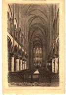 LOT N°423 - LOT DE 16 CARTES DE NOTRE DAME DE PARIS - INTERIEUR - LA NEF ET LE CHOEUR - Notre Dame De Paris