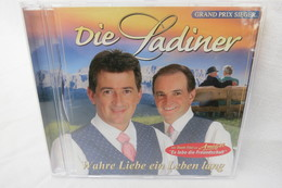 """CD """"Die Ladiner"""" Wahre Liebe Ein Leben Lang (inkl. Duett Mit Amigos) - Sonstige - Deutsche Musik"""