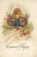 Joyeuses Pâques - Pasen - Easter - P.P. - 1930 - Pâques