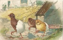 Joyeuses Pâques - Pasen - Easter - 1905 - Pâques