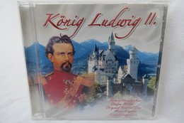 "CD ""König Ludwig II."" Div. Interpreten - Música & Instrumentos"