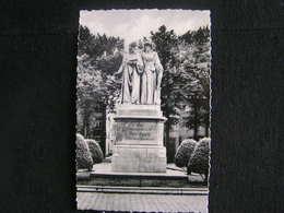 AP 4 - 263 - Standbeeld Van Jan En Hubert Van Eyck Grondvest Der Nederlandse Schildersschool - Circulé 19? - Maaseik