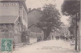 12. Capdenac-gare. La Poste Rue Carnot Tbe - Other Municipalities