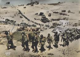 Militaria - Guerre 39-45 - Arrivée Des Renforts Alliés De Normandie - Weltkrieg 1939-45