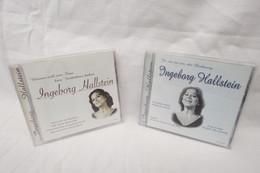"""2 CD-Set """"Ingeborg Hallstein"""" - Oper & Operette"""