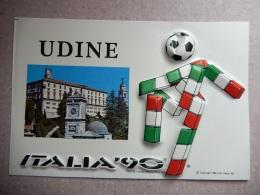 Udine, Il Castello - Italia 90 - Udine