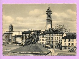 Monza -  Piazza Trento E Trieste E Monumento Ai Caduti - Monza