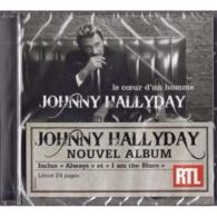 """Johnny Hallyday  """"  Le Cœur D'un Homme    """" - Sin Clasificación"""