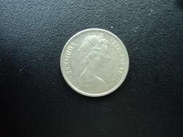 BERMUDES : 10 CENTS  1971   KM 17   SUP - Bermuda