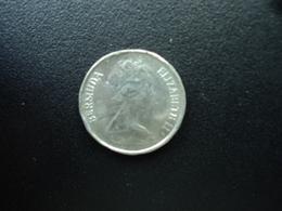 BERMUDES : 10 CENTS  1981   KM 17   SUP+ - Bermuda