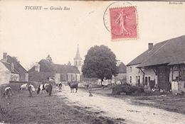 TICHEY - Grande Rue - Autres Communes
