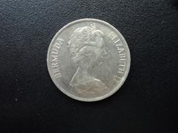 BERMUDES : 25 CENTS  1980   KM 18    SUP - Bermudes