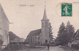 TICHEY - Eglise - Autres Communes