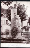18, St Martin D'Auxigny, Le Monument, Au Verso La Liste Des Morts Par Année - Frankreich