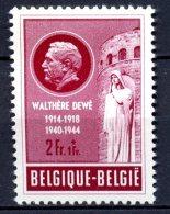 BE   908    XX   ---   Monument à Liège : W. Dewé - Neufs