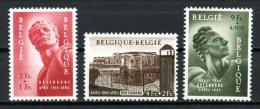 BE   943 - 945    XX   ---   Monument Aux Prisonniers Politiques : Breendonck - Neufs