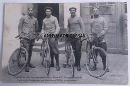 CP -  CYCLISME- CICLISMO-TOUR DE FRANCE 1910 - TEAM CELER - Cycling