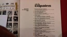 SALUT LES COPAINS N°5,JAMES DEAN.JOHNNY...ETC..1962 (FinR4) - Muziek