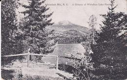 Adirondack A Glimpse Of Whiteface Lake Placid - Adirondack