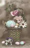Heureuses Pâques - Easter - Pasen - Mésange 44 - 1914 - Pâques
