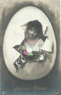 Joyeuses Pâques - Easter - Pasen - NPG 577/2 - Pasen