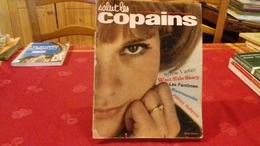 SALUT LES COPAINS N°8,VARTAN ,BELMONDO.JOHNNY...ETC..1963 (FinR4) - Musique