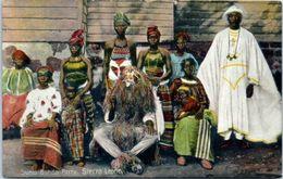 AFRIQUE - SIERRA LEONE - Susu Bondo Party - Sierra Leone