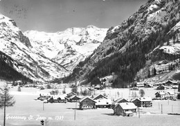 Cartolina Gressoney St Jean Panorama 1959 - Unclassified