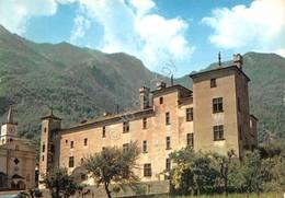 Cartolina Valle D'Aosta Castello Di Issogne 1966 - Unclassified