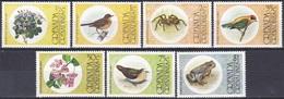 Grenada Grenadinen Grenadines 1976 Tiere Fauna Animals Blumen Flora Flowers Vögel Birds Spinnen Frogs, Mi. 149-5 ** - Grenada (1974-...)
