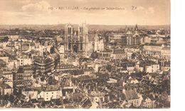 Bruxelles - CPA - Brussel - Vue Générale Sur Sainte-Gudule - Multi-vues, Vues Panoramiques