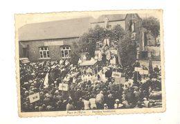 Hautfays Congrès Eucharistique 1er Août 1937 Place De L'église - Daverdisse
