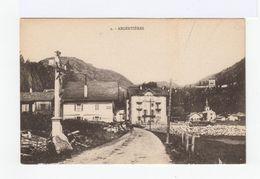 Argentières. Avec Hôtel Du Glacier. (2563) - France