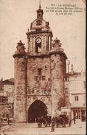 La Rochelle Tour De La Grosse Horloge - La Rochelle