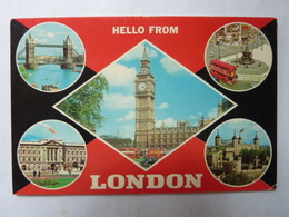 Hello From LONDON - Londres