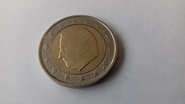 PIECE DE 2 EURO BELGIQUE 2005 - Bélgica