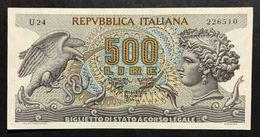 500 Lire Aretusa 23 02 1970 Spl/sup   LOTTO 827 - [ 2] 1946-… : Repubblica