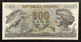 500 Lire Aretusa 23 02 1970 Spl/sup   LOTTO 827 - [ 2] 1946-… : Républic