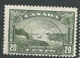 Canada     - Yvert N°  187   Oblitéré    -  Pa 11322 - Gebruikt