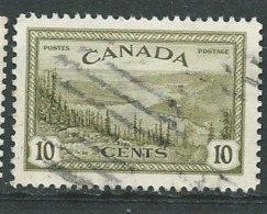 Canada     - Yvert N°  220   Oblitéré    -  Pa 11323 - Gebruikt