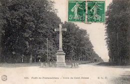 FONTAINEBLEAU - Forêt De Fontainebleau - Croix De Saint Hérem - Fontainebleau