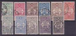 Maroc  Colis Postaux N°1 à 11 - Marruecos (1891-1956)