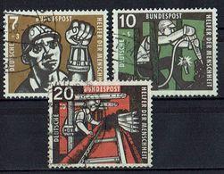BRD 1957 // Michel 270,271,272 O (020.226) - Usati